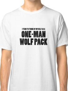 The Hangover - One-Man Wolf Pack Classic T-Shirt