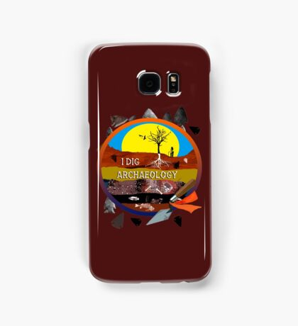 Archaeology Samsung Galaxy Case/Skin