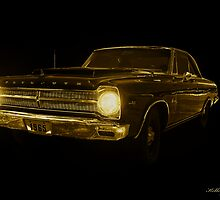 1965 Plymouth Satellite  by kelleybear