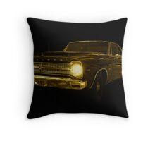 1965 Plymouth Satellite  Throw Pillow