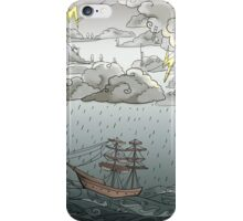 Setting the Stage iPhone Case/Skin