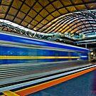 Train Not Taking Passengers by FuriousEnnui