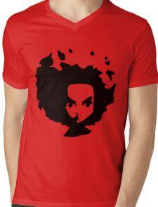 huey free man Mens V-Neck T-Shirt