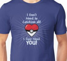 Catching You Unisex T-Shirt