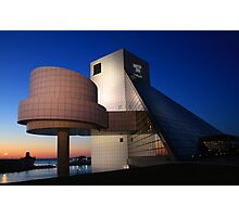 Rock & Roll Hall of Fame Photographic Print