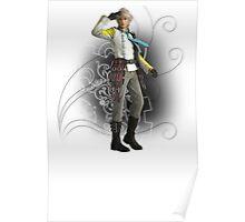 Final Fantasy XIII-2 - Hope Estheim Poster