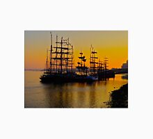 Tall ships at Greenwich Unisex T-Shirt