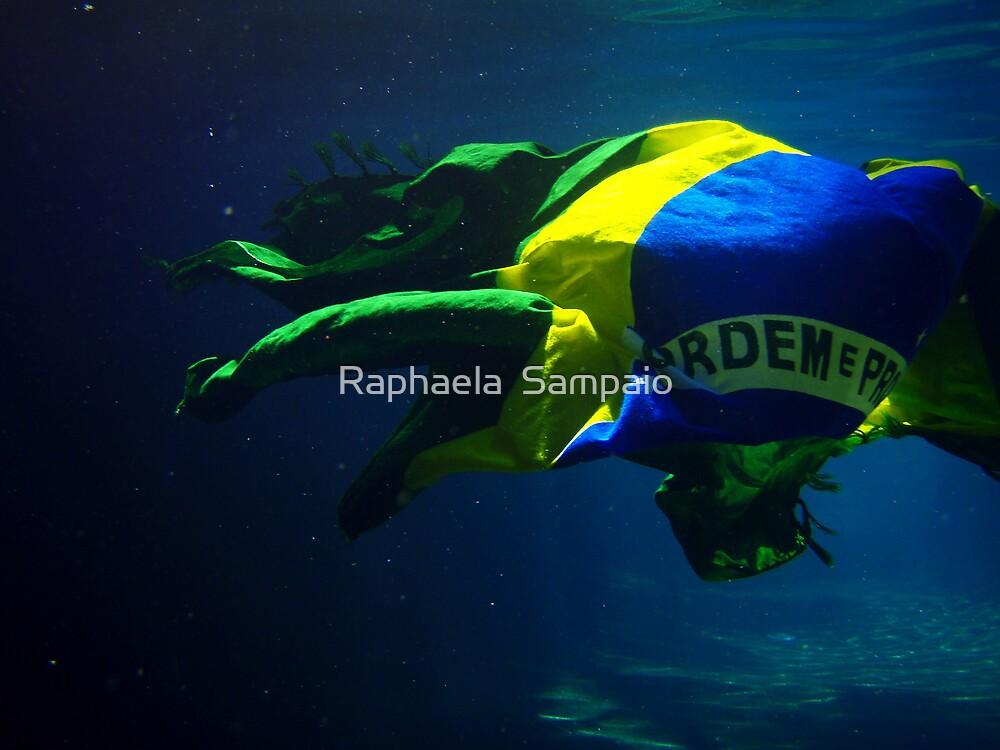 Flowing by Raphaela  Sampaio