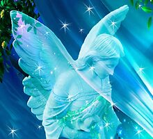 I Hope You Dance ~ Angel by Marie Sharp