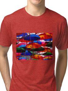Ready for rain Tri-blend T-Shirt