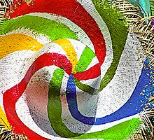 Summer Hat by Christine Till  @    CT-Graphics