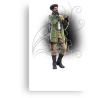 Fantasy XIII-2 - Sazh Katzroy Canvas Print