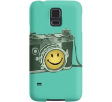 Smiley camera Samsung Galaxy Case/Skin