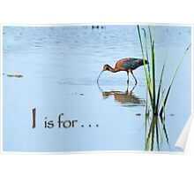 I is for . . . Poster