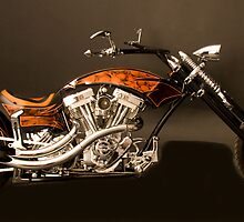South Side Choppers by Paul Lindenberg