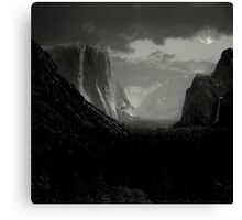 Yosemite Nights Canvas Print