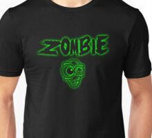 ZOMBIE - green Unisex T-Shirt