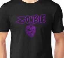 ZOMBIE - purple Unisex T-Shirt