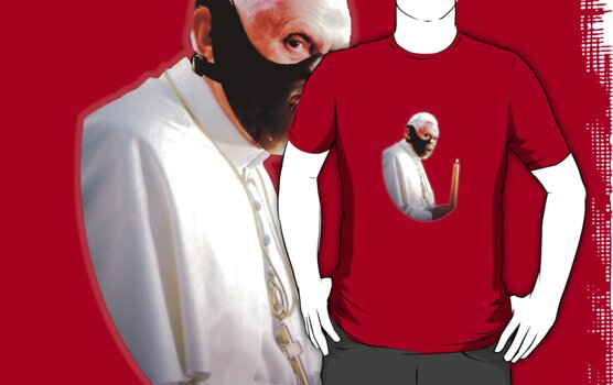 Pope Lecter by Justin Stephens