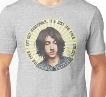 Alex Turner - I'm Not Miserable  Unisex T-Shirt