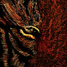 Tiger Eye by Dawn B Davies-McIninch