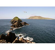 Dingle sea view Photographic Print