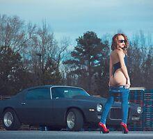 Sexy Booty by ModelGina
