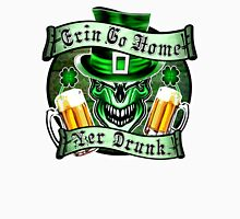 Irish Leprechaun Skull 3: Erin Go Home 2 Unisex T-Shirt