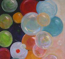 BUBBLES BUBBLES BUBBLES! by artist4peace