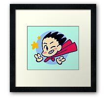 Team Tetsuo Framed Print