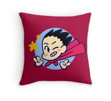 Team Tetsuo Throw Pillow