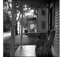 7pm Photographic Print
