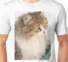 Winter Cat 3 Unisex T-Shirt