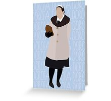 Dorota Greeting Card