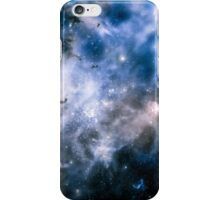 Aenigma - Space themed work iPhone Case/Skin