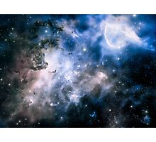 Aenigma - Space themed work Photographic Print
