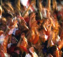 Football Fan Frenzy by Ken Skehan