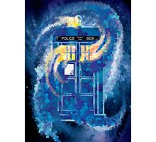 TARDIS Doctor Who Police Box Photographic Print