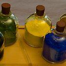 Pigments by Sadandal
