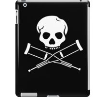 Try, try, try. Extreme sports. iPad Case/Skin