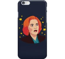 Mulder No iPhone Case/Skin