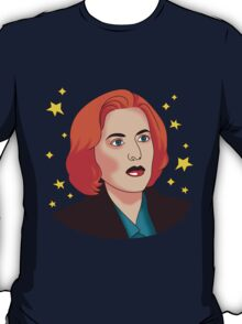 Mulder No T-Shirt