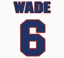 National Hockey player Wade Belak jersey 6 by imsport