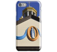 Our Lady of the Angelus Church Steeple iPhone Case/Skin