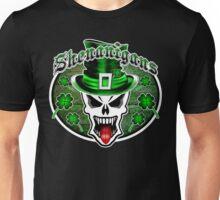 Leprechaun Skull 2.1: Shenanigans Unisex T-Shirt