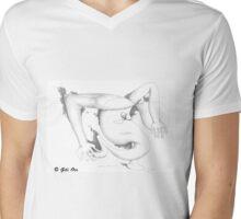 Escape Mens V-Neck T-Shirt