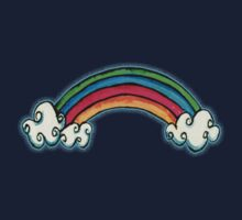 Little Rainbow TShirt by © Cassidy (Karin) Taylor