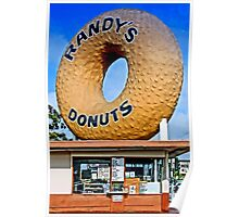 Have A Donut Poster