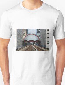 London - Docklands Light Railway Unisex T-Shirt