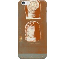 Archaeological Fossils - 'N2' / Abstract Digital Art iPhone Case/Skin